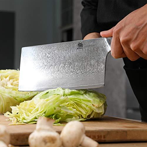 KYOKU Daimyo Series - Damascus Chef Knife