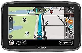 TomTom GO Camper nawigacja GPS dla kamperów i pojazdów z przyczepą kempingową (mapy Europy, TomTom Traffic, Wi-Fi, POI dla...