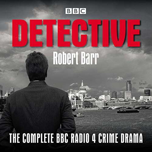 Detective audiobook cover art