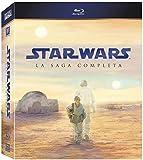 Star Wars La Saga Completa [Blu-ray] (2011)