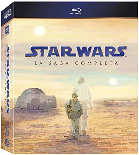 Star Wars La Saga Completa [Blu-Ray] (2011) [Blu-Ray] [1999]