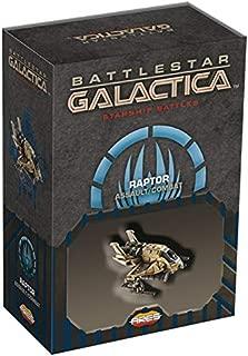 Battlestar Galactica Starship Battles: Raptor (Assault/Combat) Spaceship Pack