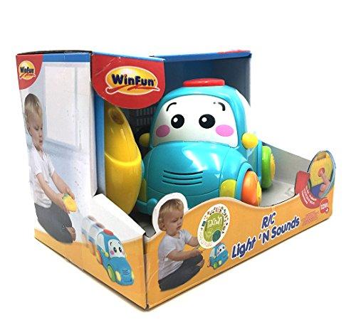 winfun, Kinderfahrzeug mit Lenkrad, blau (CPA Toy Group 7301155)