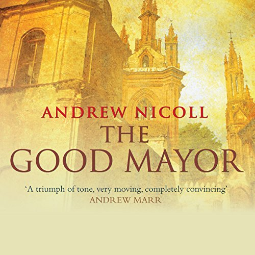 The Good Mayor audiobook cover art