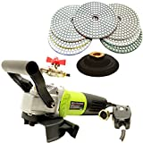 Best Polisher Kits - QuickT SPW702A Concrete Countertop Wet Polisher Variable Speed Review