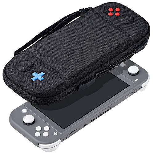 REDTRON Funda para Nintendo Switch Lite, Funda Protectora Dura de Transporte con Espacio...