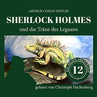 Sherlock Holmes und die Träne des Leguans Titelbild