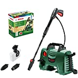 Bosch Home and Garden 06008A7971 EasyAquatak 120 High-Pressure Washer, 1500 W, 1500 V, Green