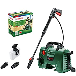 Bosch High Pressure Washer EasyAquatak 120 (1500 Watt, 120 Bar / 1740 PSI, High Pressure Gun, Lance, 5 m Hose, Variable Fan Jet Nozzle, Rotary Nozzle and Detergent Nozzle Included, in Box) (B07J3PBL31)   Amazon price tracker / tracking, Amazon price history charts, Amazon price watches, Amazon price drop alerts