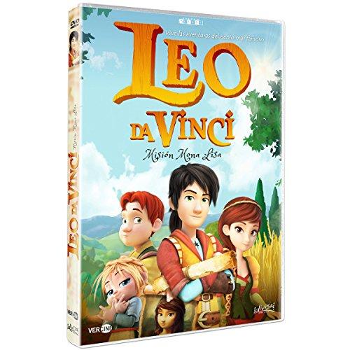 Leo da Vinci: Misión Mona Lisa [DVD]