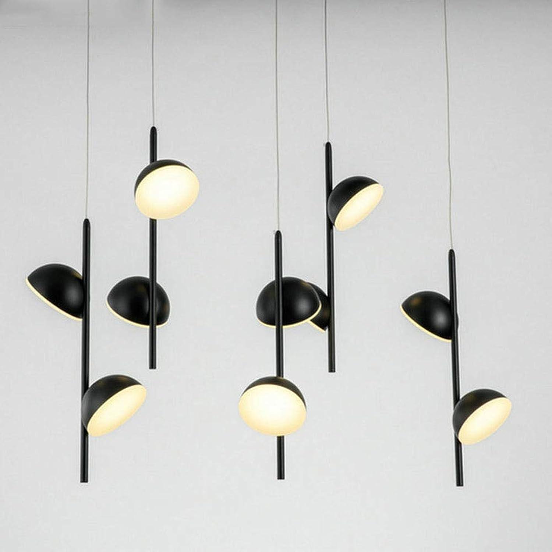 WETRR Moderne Kronleuchter-Anhnger-Beleuchtung Flush-Halter Ceiling Licht für Esszimmer Schlafzimmer Wohnzimmer Wohnzimmer,fiveheads