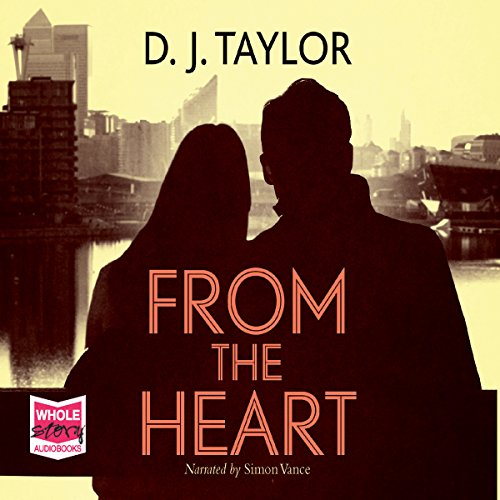 From the Heart audiobook cover art