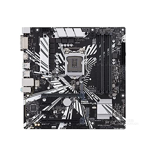 MPGIO Placas Base de computadora FIT FOR ASUS Prime Z390M-PLUS DDR4 LGA 1151 USB2.0 USB3.0 USB3.1
