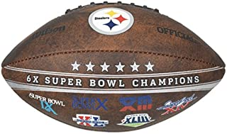 NFL Commemorative Championship Football, 9-Inches