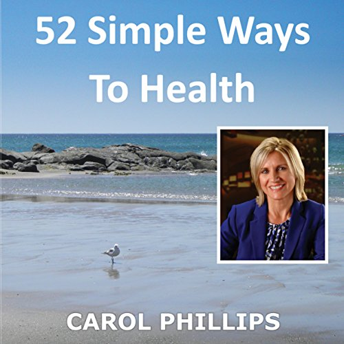 52 Simple Ways to Health audiobook cover art