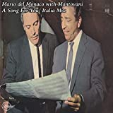 Mario Del Monaco with Mantovani - A Song for You - Italia Mia