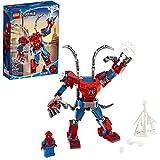 LEGO Marvel Spider-Man: Spider-Man Mech 76146 Juguete de construcción para niños, juego con Mech y Minifigura, nuevo 2020 (152 piezas)