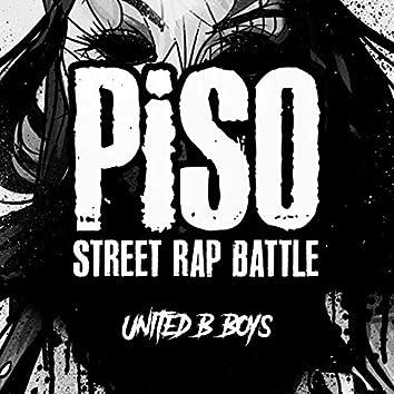 Piso Street Rap Battle United B-boys