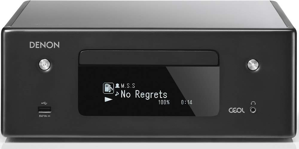 Denon Receiver Streaming Compatibility Bluetooth