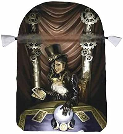 Steampunk High Priestess Satin Tarot Bag by Barbara Moore Aly Fell Llewellyn(2012-07-08)
