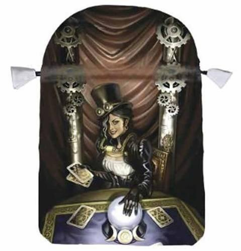 Steampunk High Priestess Satin Tarot Bag by Barbara Moore Aly Fell Llewellyn(2012-07-08)