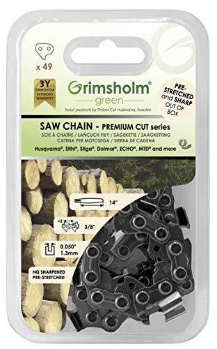 Grimsholm Green® - Sägekette 49 DL, 3/8
