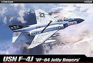 ACADEMY Hobby Kits 1/72 USN F-4J VF-84 Jolly Rogers #12529