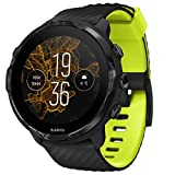 Suunto 7 Reloj Inteligente versátil para Practicar Deporte con Wear OS de Google, Unisex-Adulto, Negro/Verde, Talla Única