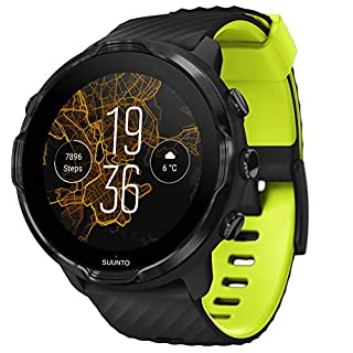 Suunto 7 GPS Sports Smart Watch, Black Lime (B083BXV2JH) | Amazon price tracker / tracking, Amazon price history charts, Amazon price watches, Amazon price drop alerts