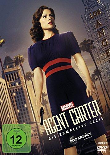 Marvel's Agent Carter – Die komplette Serie [4 DVDs]