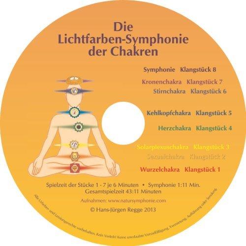 CD Lichtfarben-Symphonie der Chakren