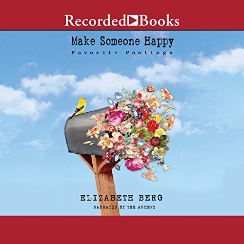 Make Someone Happy audiobook cover art