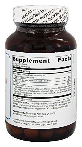 Metagenics - CandiBactin-BR 180T [Health and Beauty]