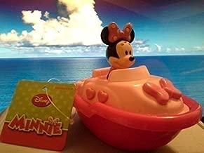 Disney Junior Minnie Mouse Bath Boat