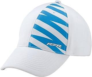 polaris OEM Womens RZR Shiloh Ridge White Blue Baseball Hat Cap OSFM