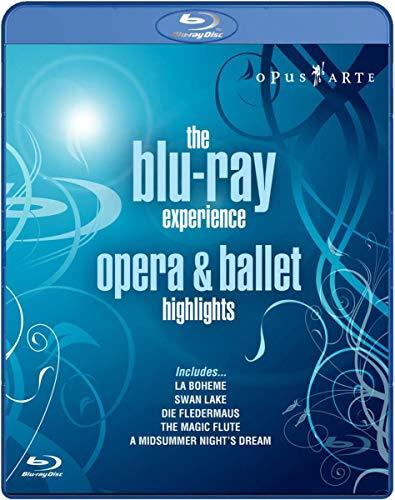 Operas & Ballet [Blu-ray]