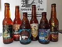 Coffret de 6 bières artisanales bretonnes. - Spécialiste des bières artisanales FRANÇAISES, nous vous proposons le parfait cadeau pour les amateurs de bières authentiques. - + de 400 partenaires. - Idée de cadeau idéal et créatif ! - Chaque mois une ...