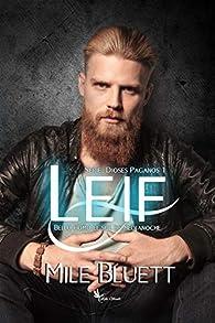 Leif: Bello como el Sol de Medianoche par Mile Bluett
