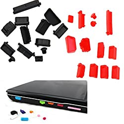 top rated AKOAK General Laptops Silicone Cover / Cap (8 sets x 13 pieces) 8 pieces. 2021