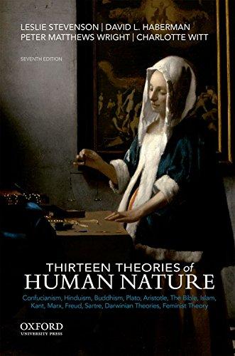 Thirteen Theories of Human Nature