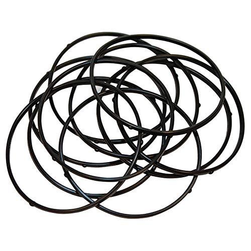 Stens 485-974 Float Bowl Gaskets, Black