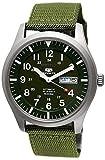 セイコー SEIKO 腕時計 5 MILITARY AUTOMATIC ミリタリー オートマチック SNZG09K1 メンズ 逆輸入