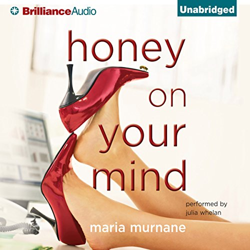 Honey on Your Mind audiobook cover art