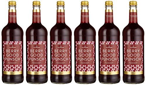 Katlenburger Berry Good Punsch - Alkoholfrei Alkoholfrei (6 x 0.75 l)