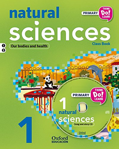 Think Do Learn Natural Science 1º Primaria Libro del Alumno - 9788467383768
