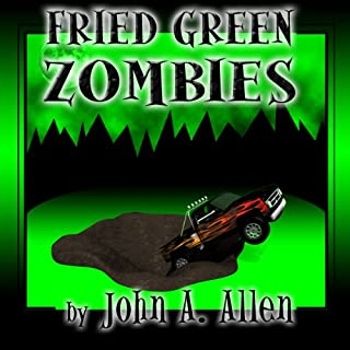 Fried Green Zombies cover art