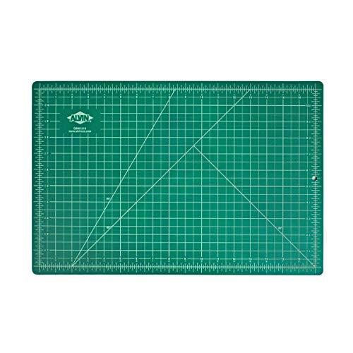 Alvin, GBM Series Professional Self-Healing Cutting Mat, Green/Black...