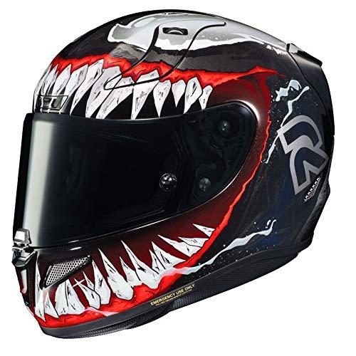 Casco de hombre Venom