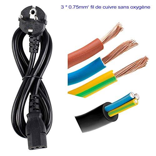 DTK 90W 19,5V 4,7A Notebook Laptop Ladegerät AC Netzteil für Sony Ladegeräte Netzteile, Stecker 6,5mm*4,4mm; (kompatibel mit Allen Sony 19.5V 4.35A 85W ; 19.5V 3.9A 76W ; 19.5V 3.3A 65W)