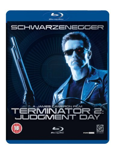 Terminator 2: Judgment Day [Blu-ray]